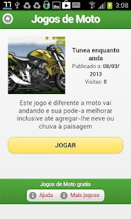 Jogos de Moto - screenshot thumbnail
