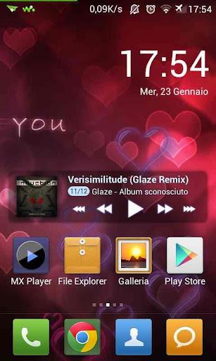 Valentine's Day Love LWP