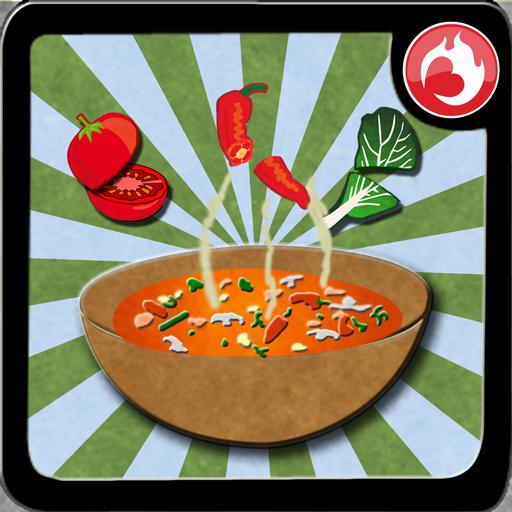 Veggie Soup: Silly Meatballs 街機 App LOGO-APP試玩