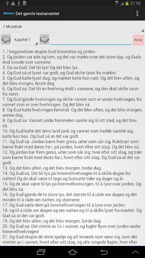 Norwegian Bible