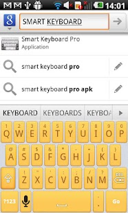 Mello Pro - HD Keyboard Theme- screenshot thumbnail