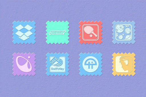 Paper Craft Theme - 1200 Icons