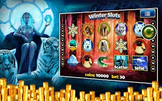 Screenshot of Winter: Free Casino Slot Pokie