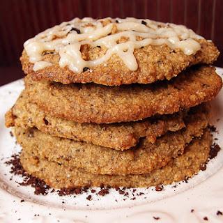 Low Carb Vanilla Latte Cookies.