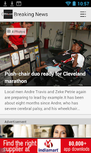 Ohio.com - screenshot thumbnail