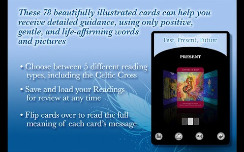 Angel Tarot Cards - screenshot thumbnail