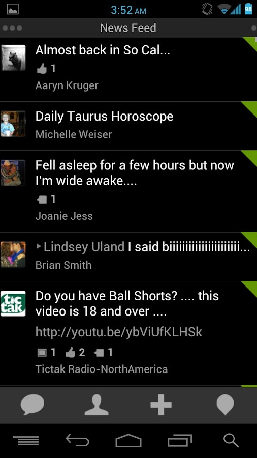 TweetDark (Free Version) - screenshot