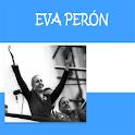 Audio Biografía de Eva Perón logo