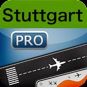 Stuttgart Airport +FlightTrack