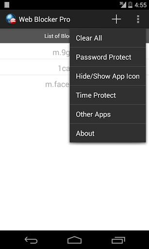 【免費工具App】Web Blocker Pro *ROOT*-APP點子