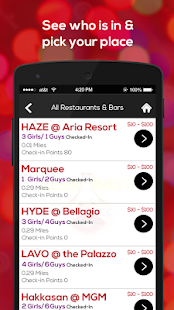 SeekMII - Nightclubs and Bars - screenshot thumbnail