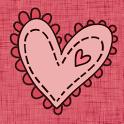 Launcher 8 theme:Love icon
