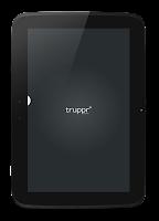 Screenshot of Truppr - the team spotter