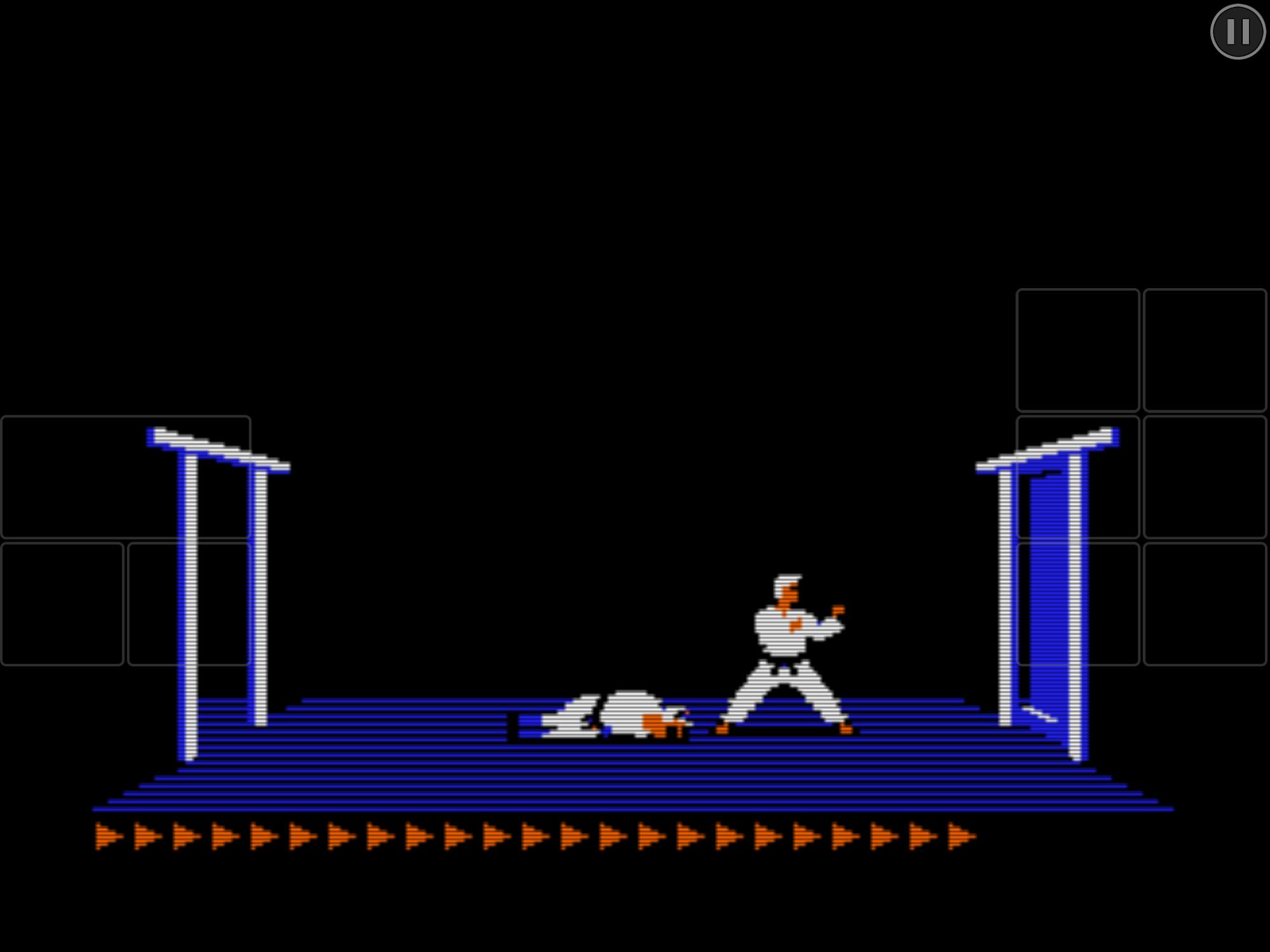 Karateka Classic screenshot #15