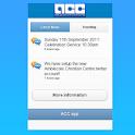 ACC News App logo