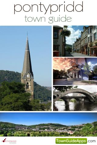 Pontypridd Town Guide - screenshot