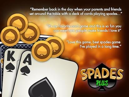 Spades Plus- screenshot thumbnail