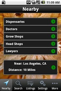 Weed Finder - screenshot thumbnail
