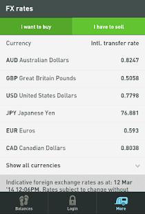 Kiwibank Mobile Banking - screenshot thumbnail