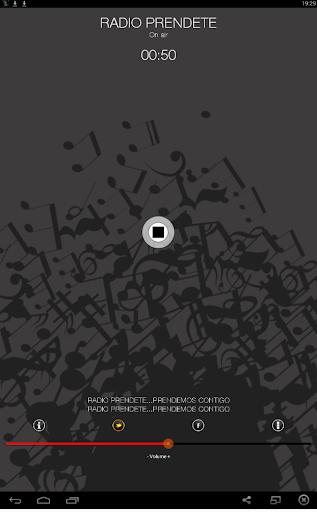 【免費音樂App】RADIO PRENDETE-APP點子