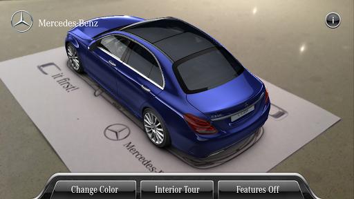 Mercedes-Benz C-Class AR