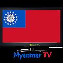 Burma Tv Live logo