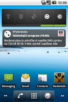 Screenshot of Radio Beat Widget
