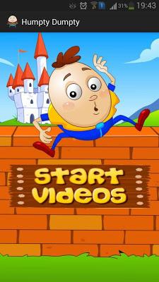 HUMPTY DUMPTY SONG - screenshot