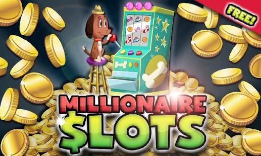 Millionaire Slots- screenshot thumbnail