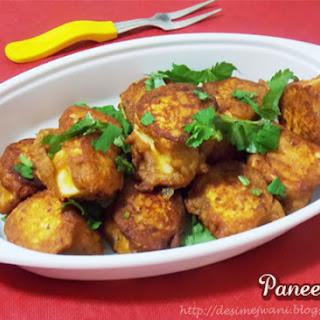 Paneer 65 Recipe - Restaurant Style