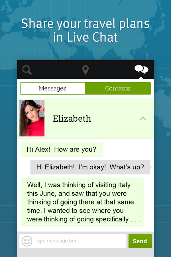TripTogether - screenshot