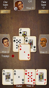 Euchre Free- screenshot thumbnail