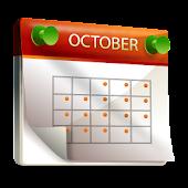 Weekly Calendar Widget