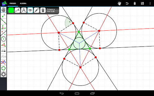 FreeGeo Mathematik – Miniaturansicht des Screenshots