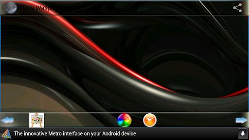 玩免費娛樂APP|下載ブラック3D壁紙 app不用錢|硬是要APP