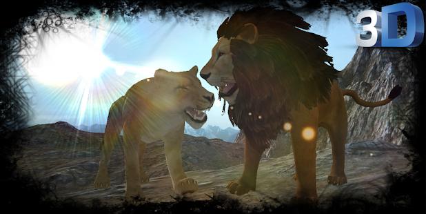Real-Lion-Cub-Simulator 3