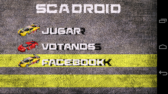 Scadroid Slot Racing BETA- screenshot thumbnail