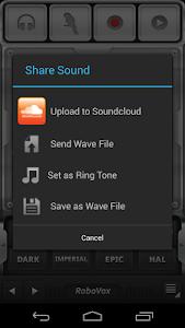 RoboVox Voice Changer v1.8.1
