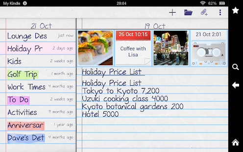 notePad Free Photos,Sounds- screenshot thumbnail