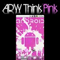 ADW Think Pink Theme logo