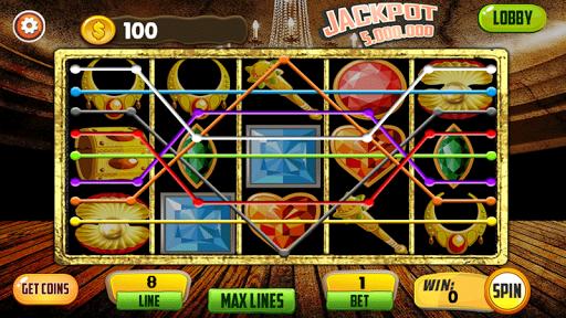 Ancient Slot Machine