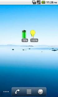 A Battery Widget Shield- screenshot thumbnail