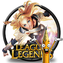 How to Draw: League of Legends icon