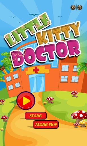 小小貓醫生 — 孩子們遊戲