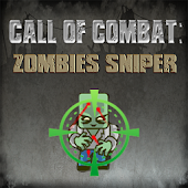 Call of Combat: Zombies Sniper