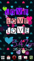Screenshot of I Love Flow! Live Wallpaper
