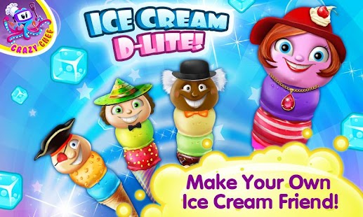 Ice Cream D'Lite Crazy Chef- screenshot thumbnail