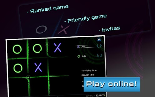 Tic Tac Toe Glow Screenshot 7