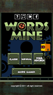 Words Mine- screenshot thumbnail