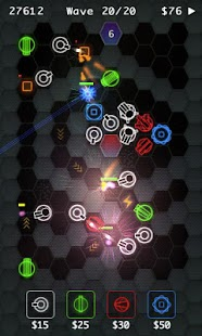 HexDefense Free- screenshot thumbnail